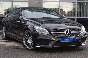 2015 15 MERCEDES BENZ CLS220 CDI BLUETEC AMG LINE AUTO