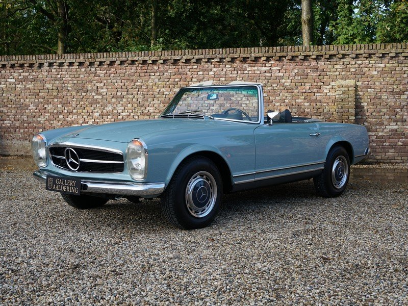 1969 Mercedes Benz 280SL Pagode restored condition For Sale (picture 1 of 6)