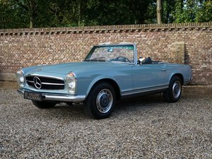 1969 Mercedes Benz 280SL Pagode restored condition For Sale