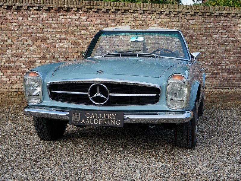 1969 Mercedes Benz 280SL Pagode restored condition For Sale (picture 5 of 6)