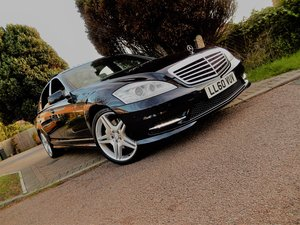 2011 Stunning S350L lwb -- Cherished from new SOLD