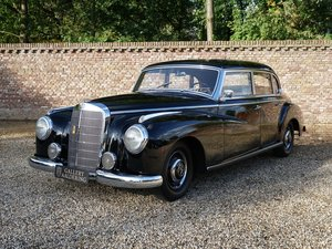 Mercedes Benz 300 Adenauer Swiss car