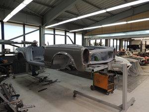 1970 Mercedes-Benz 280SL  W113  under restoration  For Sale