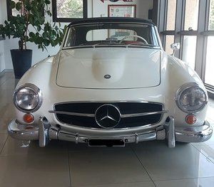 Mercedes 190SL 1961 For Sale