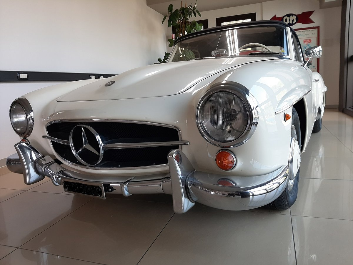 Mercedes 190SL 1961 For Sale (picture 3 of 6)