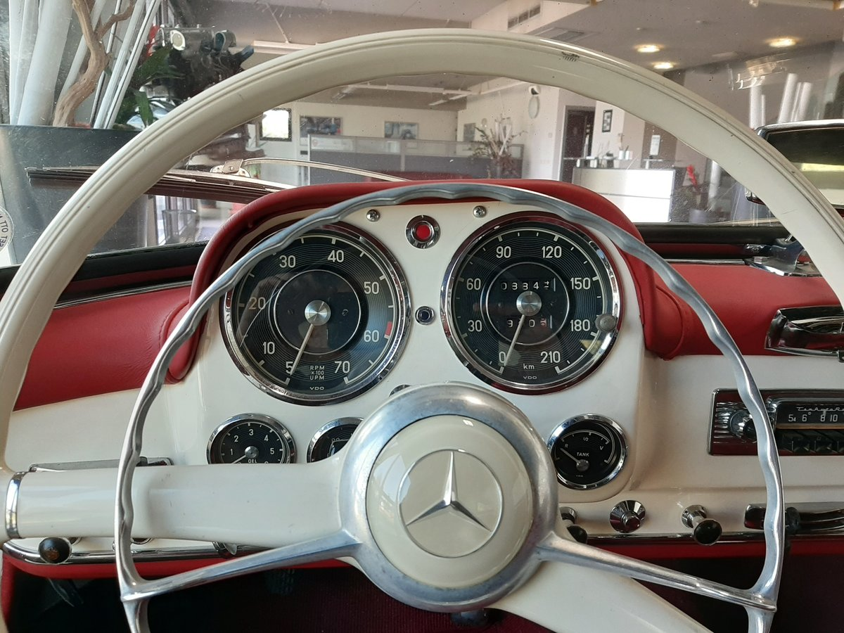 Mercedes 190SL 1961 For Sale (picture 5 of 6)