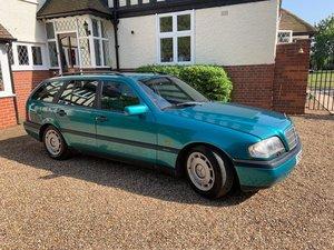1997 Mercedes C250 Estate Esprit Diesel For Sale