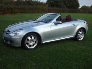2005 Mercedes SLK200 Kompressor Convertible only 27000 miles For Sale