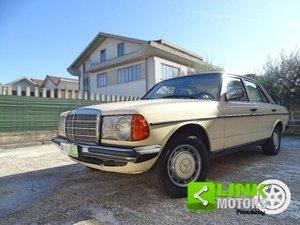 1981 Mercedes D 240
