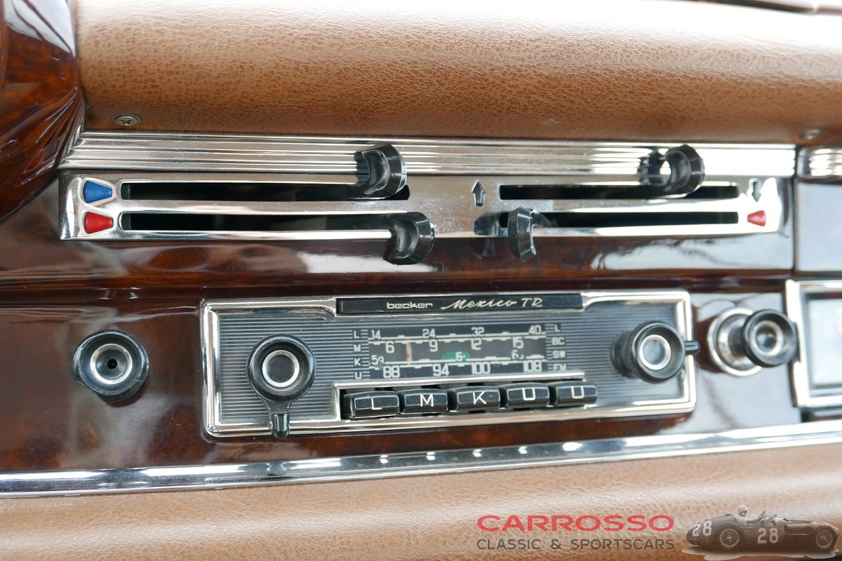 1967 Mercedes Benz 250 SE Cabriolet (W108) in very good condition For Sale (picture 6 of 6)