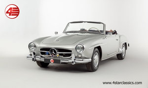 1956 Mercedes 190SL /// Beautifully Restored With Hardtop For Sale