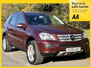 2006 Mercedes ML500 V8 - 59,400 miles - Excellent Example For Sale