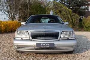 1997 Mercedes-Benz S 600 For Sale