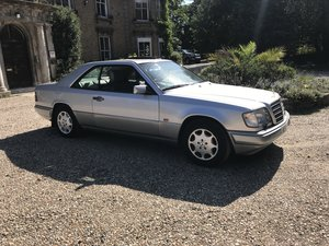 1995 Mercedes E320 Coupe, No Rust, Beautiful Car For Sale