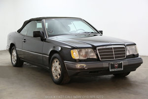 1995 Mercedes-Benz E320 Cabriolet For Sale