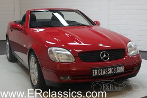 1997 Mercedes-Benz SLK 200 Roadster  Only 84,905 km