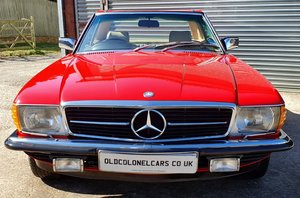 1982 Superb 500SL - ONLY 46K Miles - 3 Owners - Amazing SL 500 For Sale