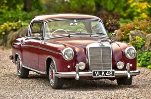 1958 Mercedes 220S Ponton Coupe  RHD For Sale