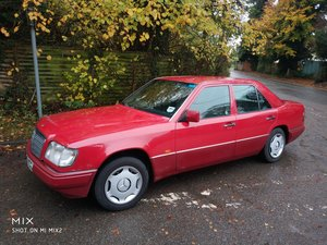 1993 Mercedes Benz E 220 For Sale
