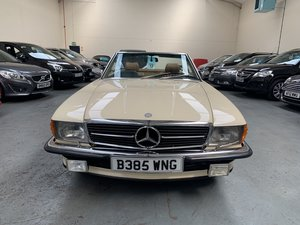 1985 Mercedes Benz 500 5.0 SL For Sale
