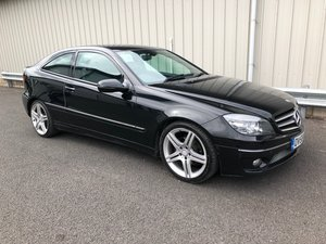 2008 58 MERCEDES-BENZ CLC-CLASS 1.8 CLC180 KOMPRESSOR SPORT  For Sale