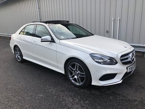 2014 MERCEDES-BENZ E CLASS 2.1 E250 CDI AMG SPORT 4D AUTO  For Sale
