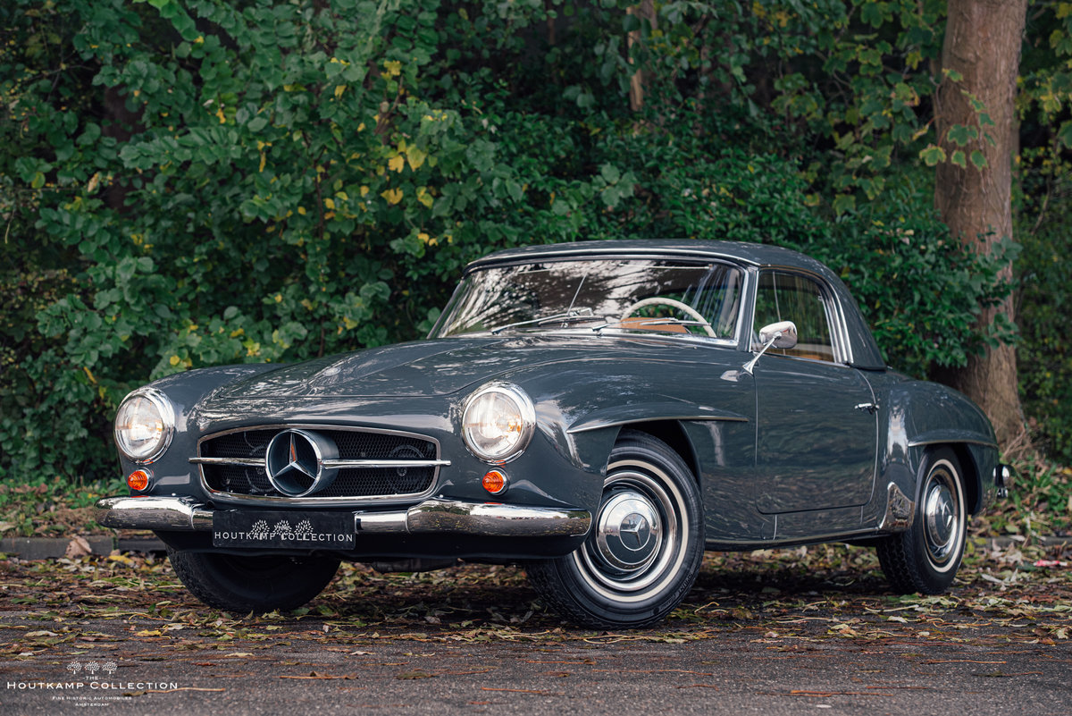 1955 MERCEDES 190 SL, Mille Miglia Eligible For Sale (picture 1 of 6)