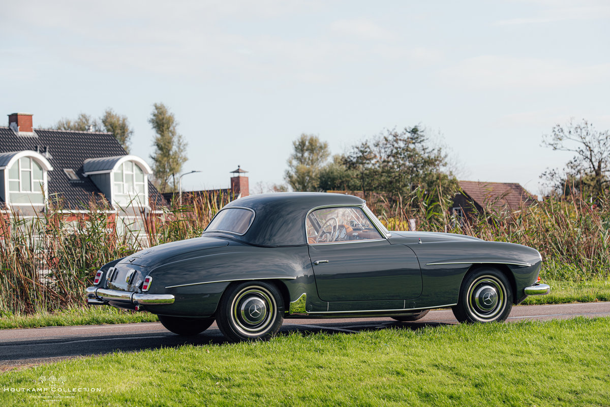 1955 MERCEDES 190 SL, Mille Miglia Eligible For Sale (picture 2 of 6)