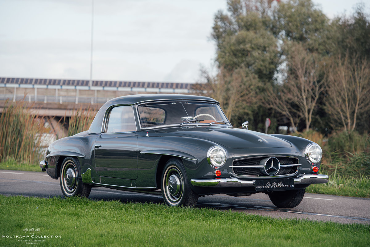 1955 MERCEDES 190 SL, Mille Miglia Eligible For Sale (picture 3 of 6)