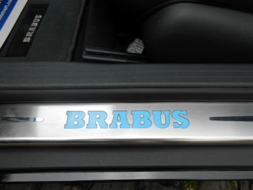 2003 Brabus B11 Mercedes Benz W209 CLK 500 V8 For Sale (picture 4 of 6)