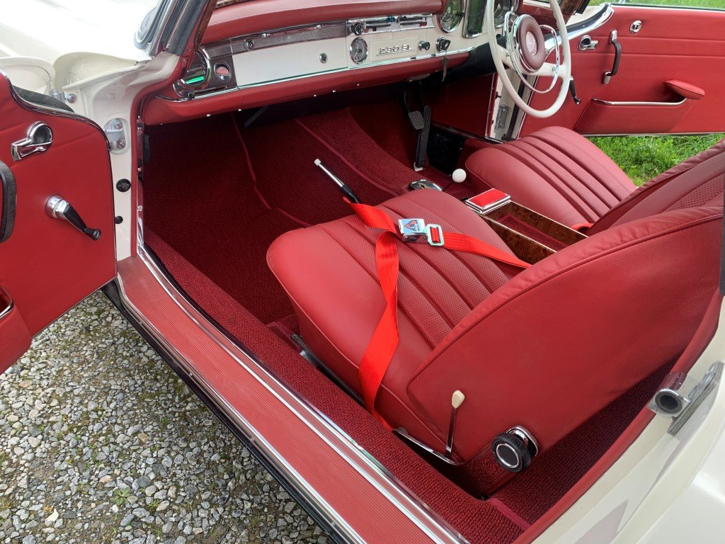 1964 Mercedes Benz 230SL Pagoda For Sale (picture 5 of 5)