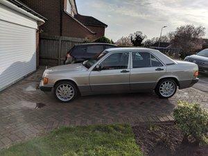 1990 190e 2.0 auto