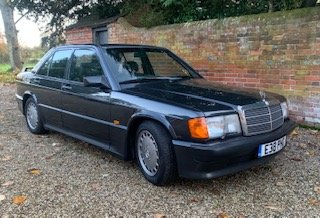 1988 Mercedes 190E 2.3 16v Cosworth W201 Manual UK RHD