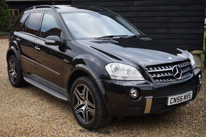MERCEDES ML63AMG 2006/69K/HEATED-COOLING/BOSE/NAV/ROOF