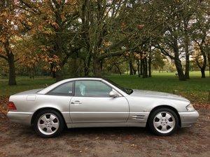 Mercedes SL320 V6 2000/W Auto Bargain