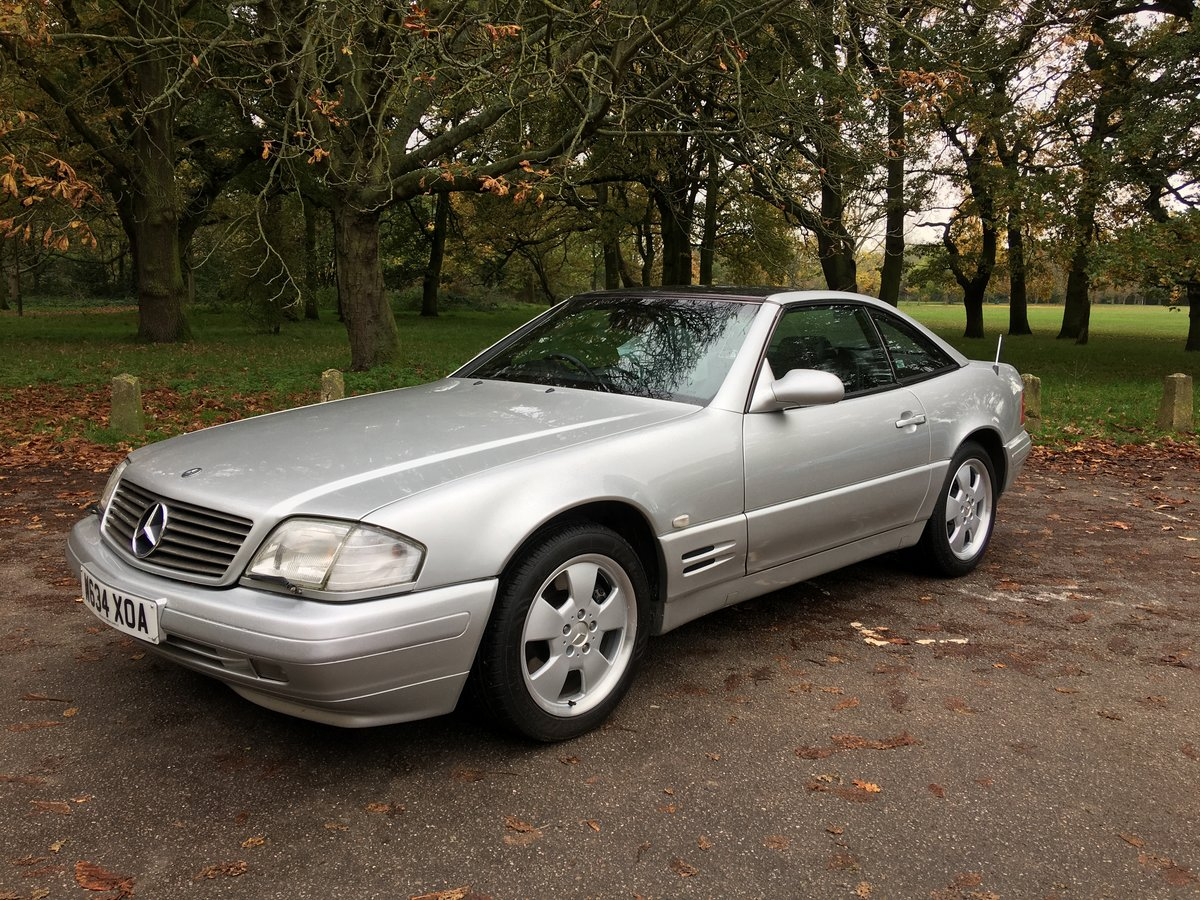 Mercedes SL320 V6 2000/W Auto Bargain For Sale (picture 3 of 6)