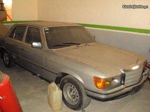 1977 Mercedes w116 280 se