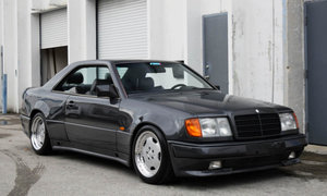 1989 Mercedes 300CE 3.2 AMG WideBody Clean Grey $66.9k For Sale