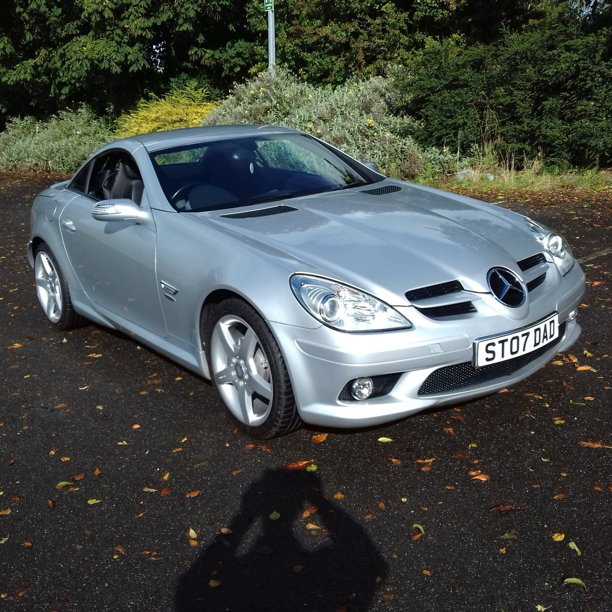 2007 Mercedes amg slk convertible For Sale (picture 1 of 6)