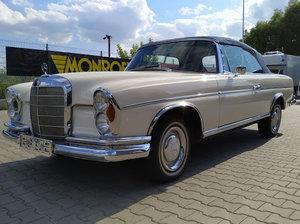 1967 Mercedes 300SE W112 Cabrio For Sale