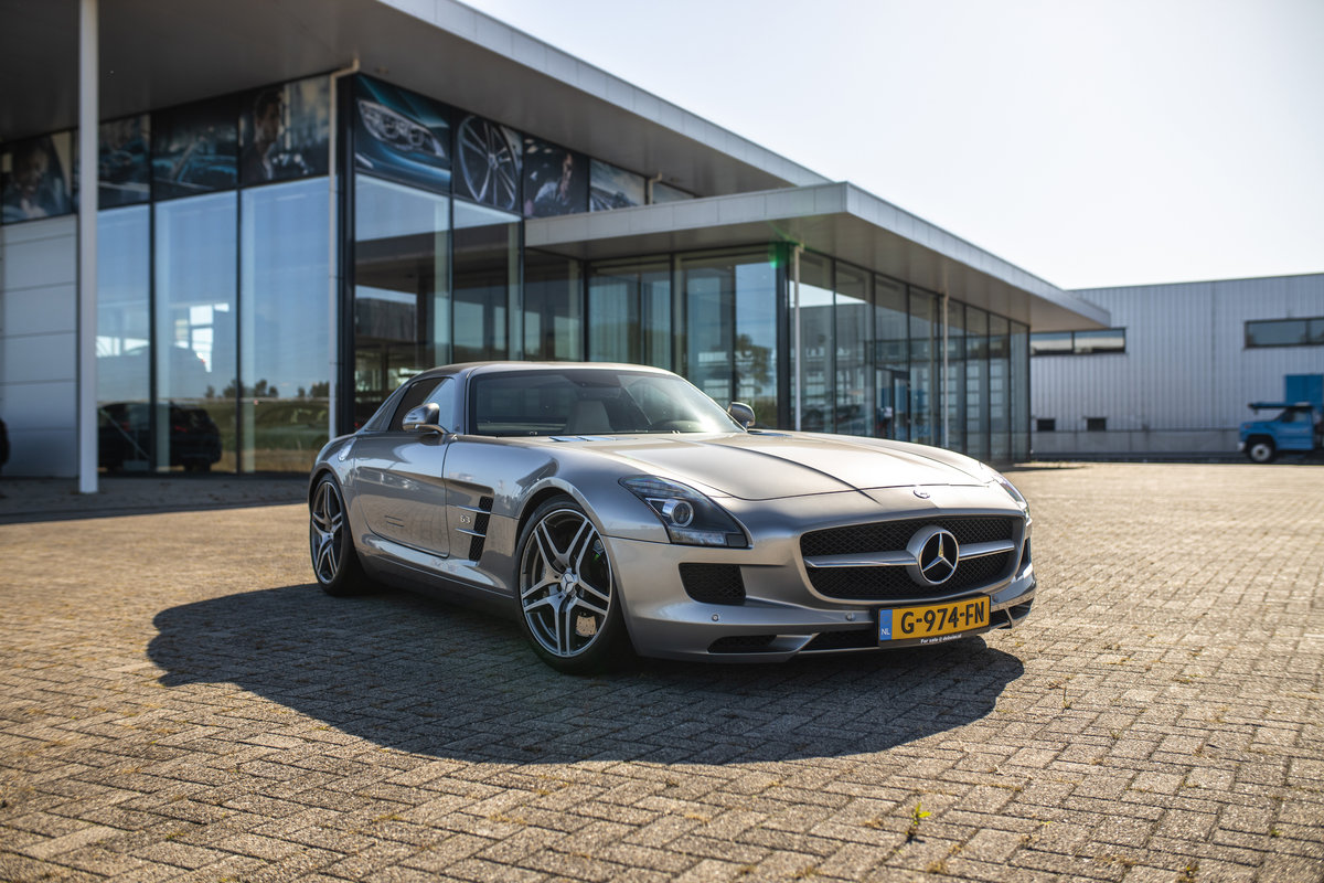 2011 Mercedes-Benz SLS AMG For Sale (picture 1 of 6)