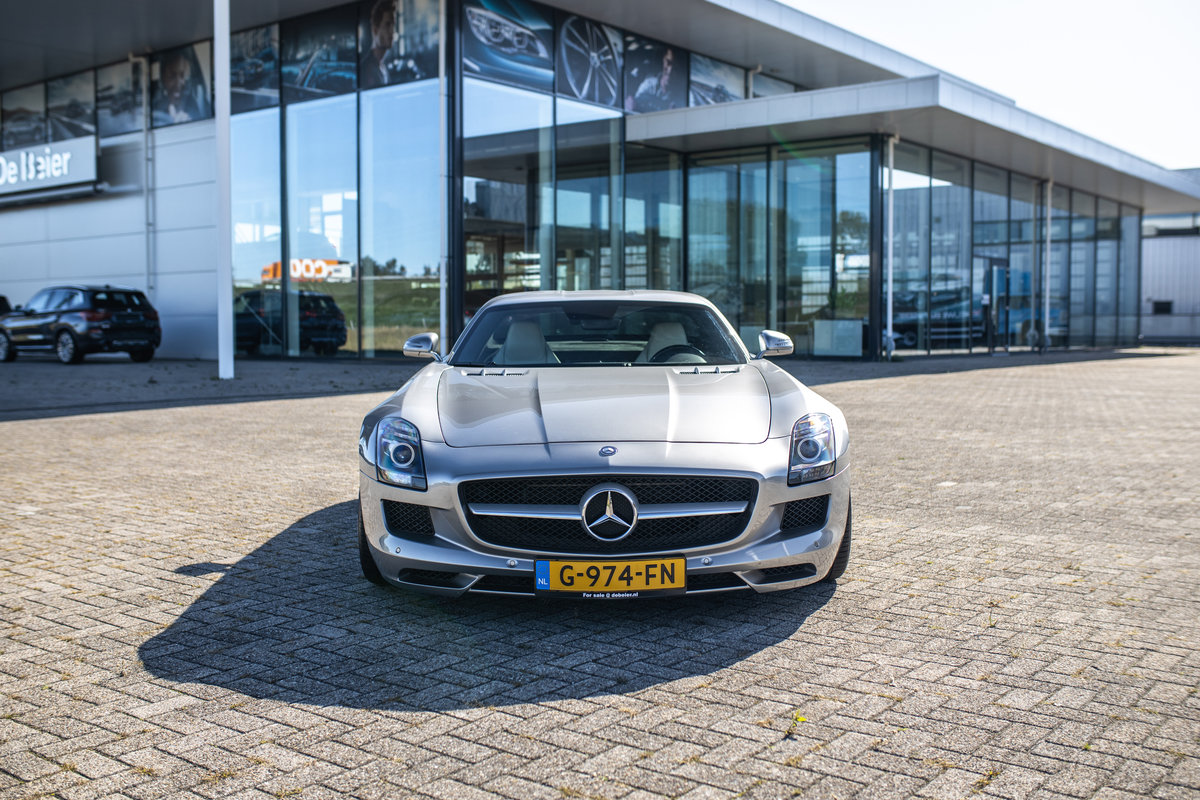 2011 Mercedes-Benz SLS AMG For Sale (picture 4 of 6)
