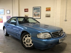 1997 MERCEDES BENZ SL320 - EXCELLENT VALUE R129