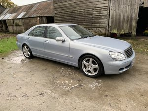 2005 MERCEDES S Class C320 For Sale