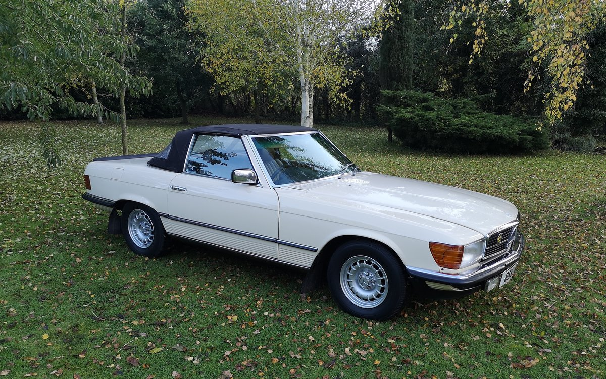 1984 Mercedes Benz 280SL r107 For Sale (picture 2 of 6)