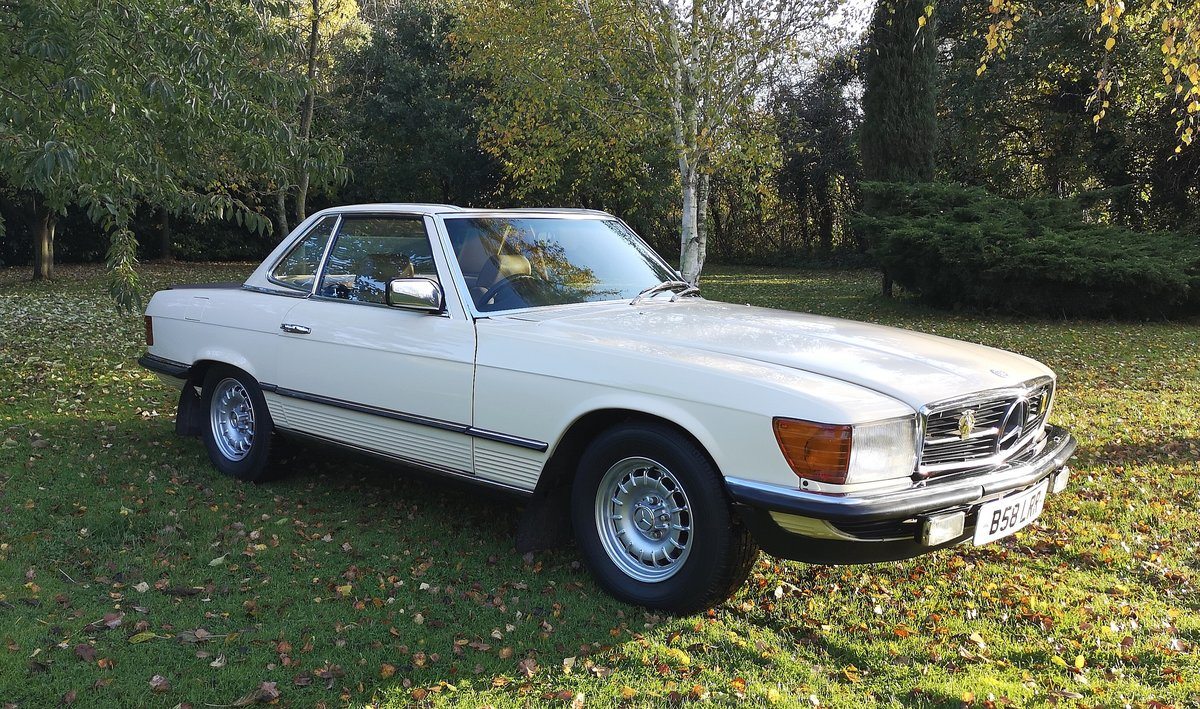 1984 Mercedes Benz 280SL r107 For Sale (picture 3 of 6)
