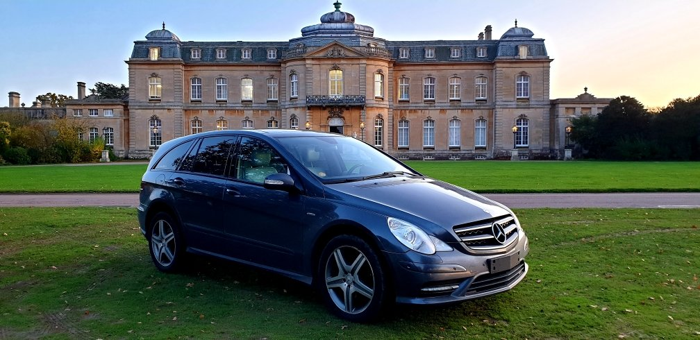 2009 LHD MERCEDES R300 CDI, AMG SPORT, LEFT HAND DRIVE For Sale (picture 1 of 6)