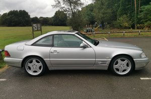 1999 SL320 - PANORAMIC Hardtop R129