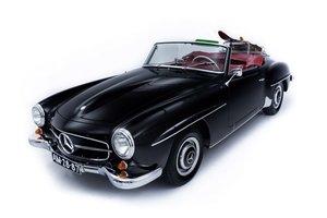 1956 190SL (97k KM, 2006 Resto, Org colour combo)
