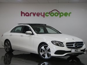 Mercedes-Benz E Class E220d SE Premium 4dr 9G-Tronic 2017(17 For Sale